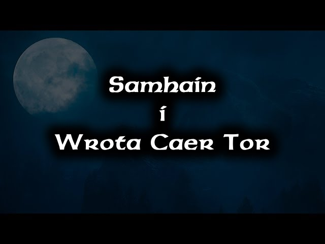 [Słuchowisko] Samhain i Wrota Caer Tor