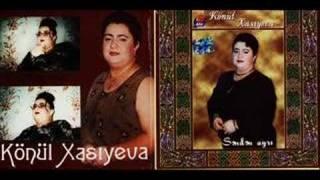 Konul Xasiyeva pünhan ismayıllı-toy