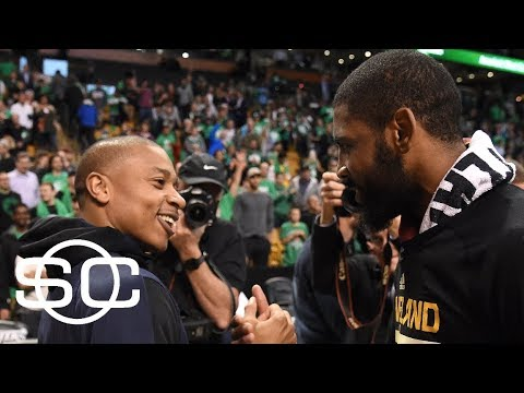 Kyrie Irving-Isaiah Thomas trade finally done | SportsCenter | ESPN