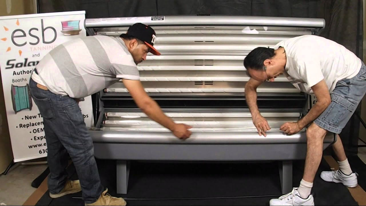 Esb tanning bed bench acrylic removal and re installation front esb tanning bed bench acrylic removal and re installation front method fandeluxe Choice Image