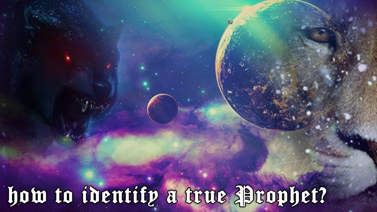 How to identify a true Prophet? (with Eng subtitles)   Bro. Vincent Selvakumar