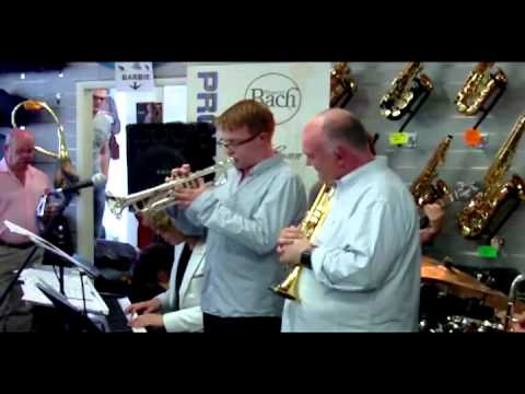 James Morrison @ Prozone Music - Solos with Tom Gardner