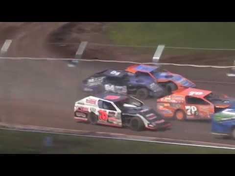 Midwest Modified Feature - Cedar Lake Speedway 07/27/2019