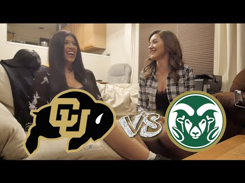 College Weekly Rivals : University of Colorado Boulder Students VS. Colorado State Students