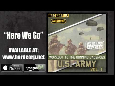 Here We Go (Airborne Running Cadence)