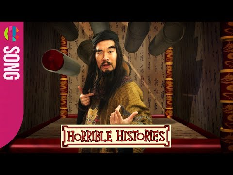 Horrible Histories Songs | Chinese Empire Song (OMI Cheerleader Parody)