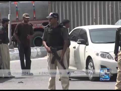 24 Report: Counter Terrorism Department conducts operations across Karachi