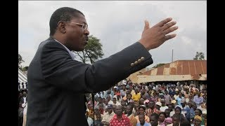Moses Wetang'ula asks residents of Western Kenya not to vote for Jubilee