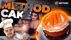 Sco getting GREY HAIRS? | Baking the Method Cake with Djarii