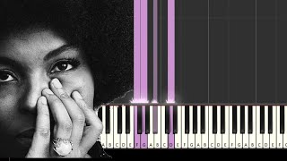 "Roberta Flack ""Where is the Love"" in Eb major"