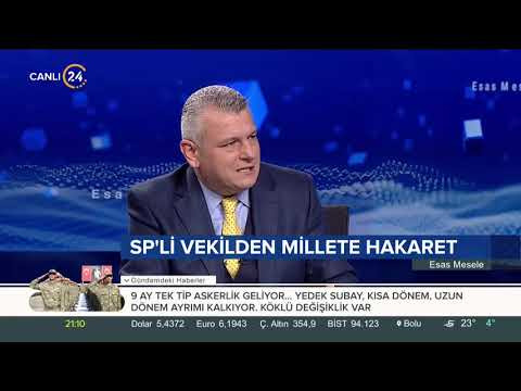 Ersoy Dede ile Esas Mesele (02.11.2018)