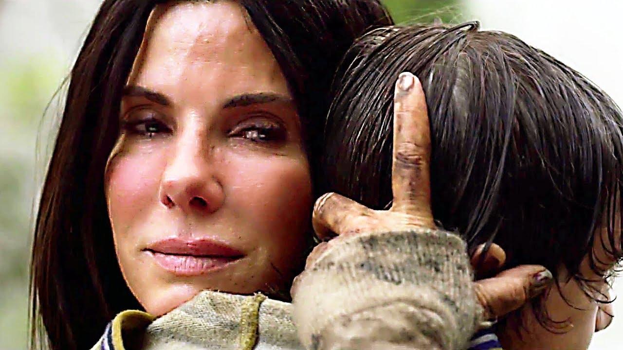 BIRD BOX Trailer (2018) Sandra Bullock, Sarah Paulson, Netflix Movie