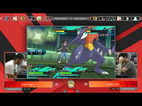 Swiss R2 | VGC17 Pokémon Malaysia Premier Challenge Autumn #2