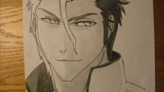 How to draw Aizen (Hueco Mundo)