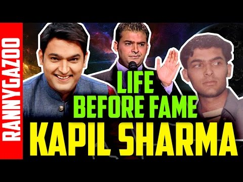 Kapil sharma biography - Profile, family, age, wiki, bio, story, show & early life -Life Before Fame