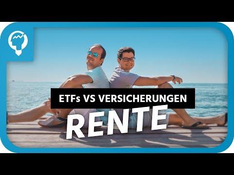 ETFs Steuerfrei durch Rentenversicherung?  ETF Rentenmantel erklärt