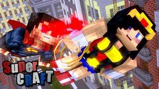 WONDER WOMEN OLDUM! - Super Craft 21 (Modlu Minecraft)