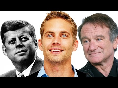 Top 10 Most Famous Dead People