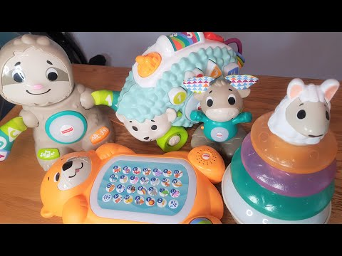 Linkimals FULL COLLECTION - Fisher Price Review [HD 1080p]