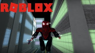 BECOMING SPIDERMAN HOMECOMING IN ROBLOX
