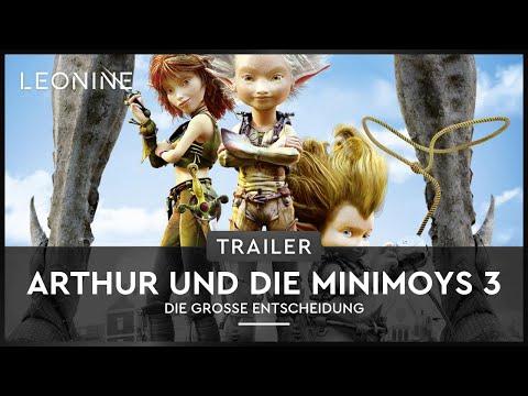 Arthur Und Die Minimoys 3 Stream Deutsch