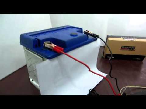 Как сделать в домашних условиях электроудочку