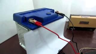 Электроудочка HM-6688(проверка работы лампой накаливания 1000 Ватт 220 Вольт подробнее на http://elektroprodavec.nethouse.ru/, 2014-09-01T16:36:25.000Z)