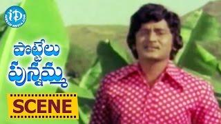 Pottelu Punnamma Movie Scenes - Murali Mohan Secretly Meets Sripriya || Mohan Babu || Rao Gopal Rao