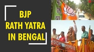 BJP reschedules Rath Yatra, to be led by Amit Shah in Bengal