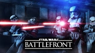 Star Wars Battlefront 3 (2015) Talk: Multiplayer Maps! 3rd Person! Jedi! Alpha Gameplay Xbox One PS4