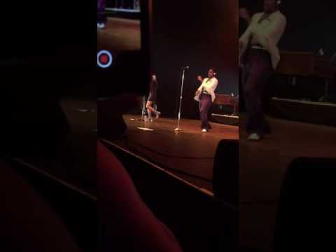 Twistin' And Groovin' by Leon Bridges @ Fillmore Miami on 9/13/16