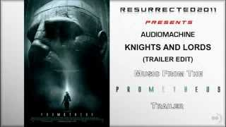 Prometheus (Theme) - International Trailer Music Audiomachine - Kni