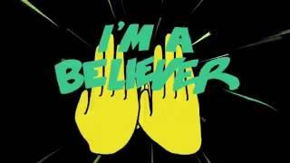 Major Lazer & Showtek - Believer (JonOne Remix)(Official Lyric Video)