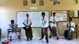 Five Minutes - SELAMAT TINGGAL Versi ROILO ( Lip Sync )