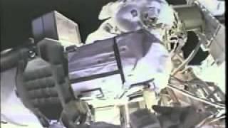 2001: Space Shuttle Flight 107 (STS-108) Endeavour (NASA)