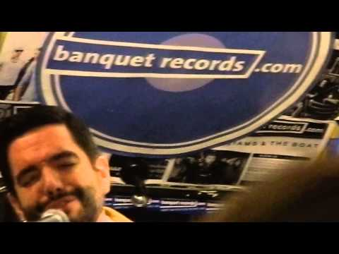 A Day To Remember, I'm Already Gone - Banquet Records, Kingston. 18/11/13 LIVE DEBUT