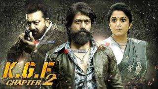 KGF Chapter 2 Movie | Yash | Sanjay Datt | Ramya Krishna | KGF Movie Update | Prashanth Neel