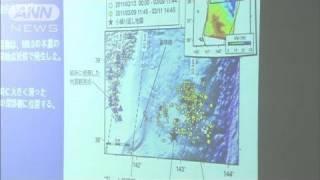 【震災】「ゆっくりすべり」が大震災促した可能性(12/01/20)