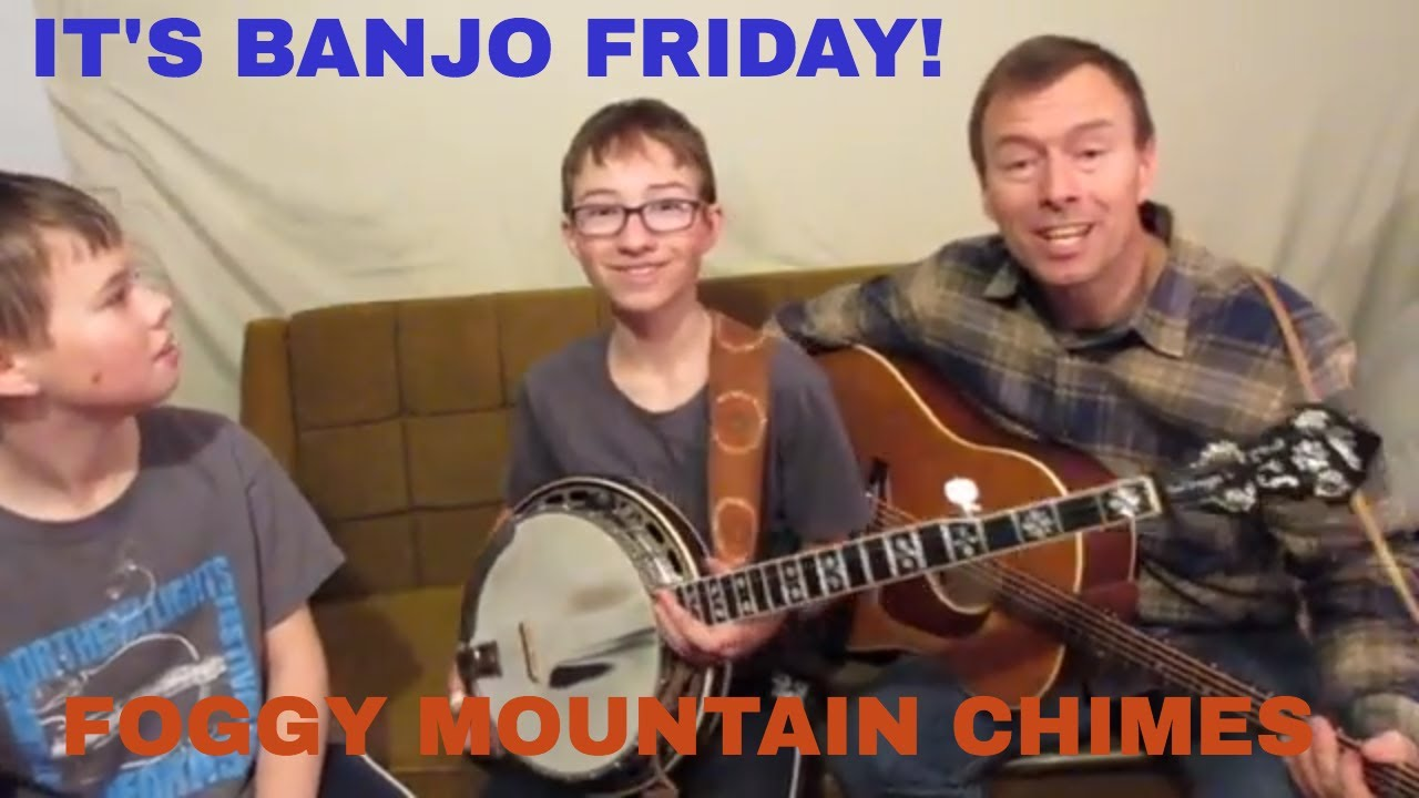 Foggy Mountain Chimes by Amundson Family Music