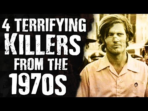 4 Terrifying KILLERS From The 1970s