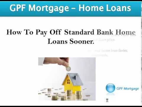 How to pay off your Standard Bank Home Loan faster! - YouTube  Usbankhomemortgage.com Payoff