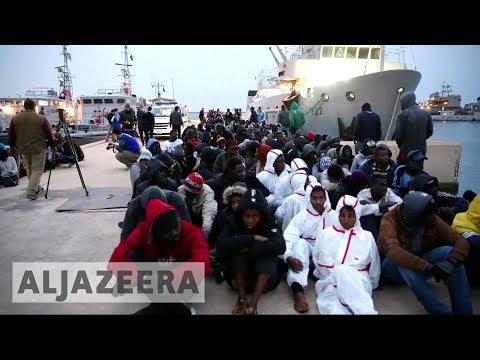 Boat sinks off Libya coast, at least 90 migrants drown 🇱🇾