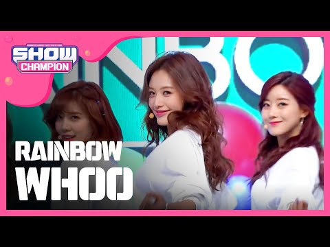 (showchampion-ep.174)-rainbow---whoo