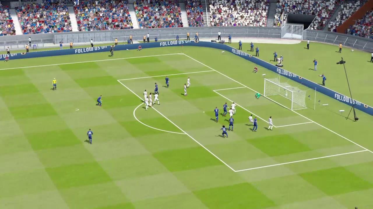 Freistoß Fifa 16