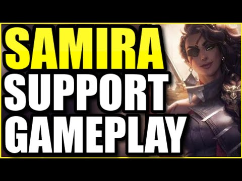 """SAMIRA """"SUPPORT"""" FULL GAMEPLAY! 