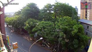 🔴 ♡IP Camera LIVE!,New Taipei City,Taiwan Live Stream 1080P台灣板橋直播 (颱風動態 天氣 氣象 台風 Typhoon)