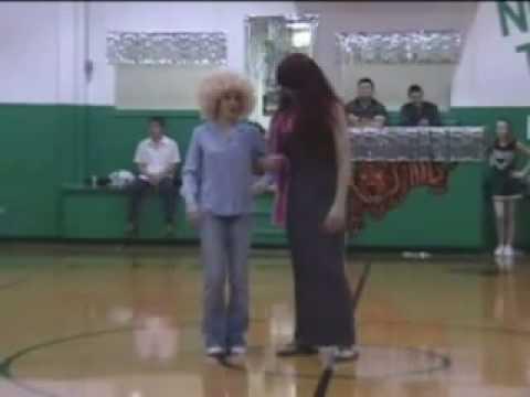 Neches High School Dance-Off