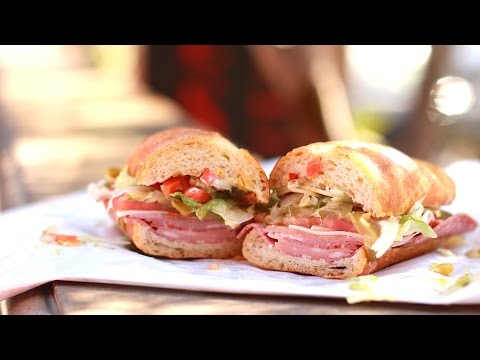 California Dream Eater visits Bay Cities Deli in Santa Monica