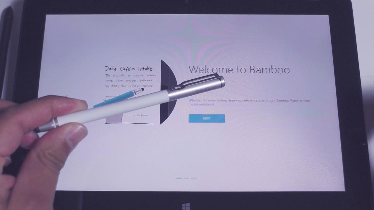 Bamboo Stylus Duo Review & Comparison Wacom Stylus