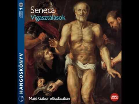 Seneca: Vigasztalások - hangoskönyv